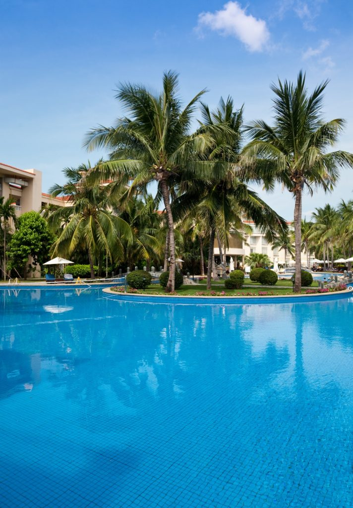 Caring for a swimming pool in the sunbelt for How to care for a swimming pool