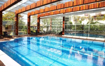 What does a swimming pool warranty cover?