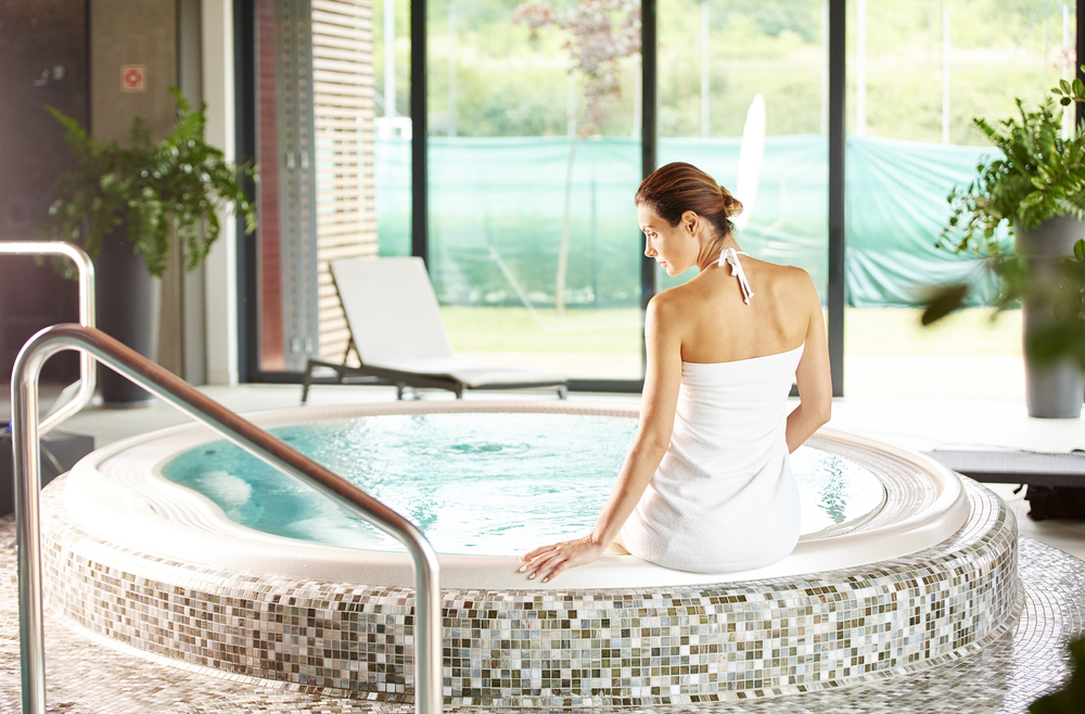 How to care for your hot tub